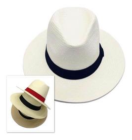 5440e4bd7a Chapéu De Praia Estilo Cowboy Masculino Outros Chapeus - Bonés ...