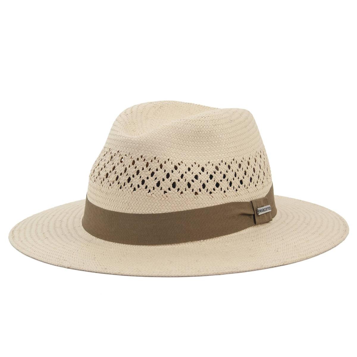 eac5607884577 chapéu estilo panamá bege masculino feminino aba larga. Carregando zoom.