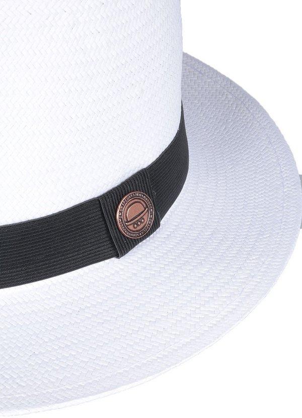 93ce158551b81 chapéu estilo panamá branco classico feminino masculino. Carregando zoom.