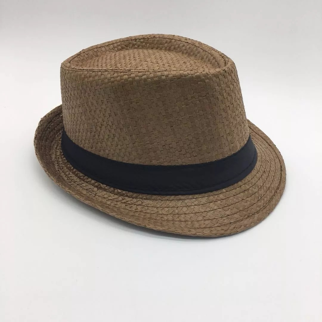 chapéu estilo panamá malandrinho social clássico (unisex). Carregando zoom. fa638b57477