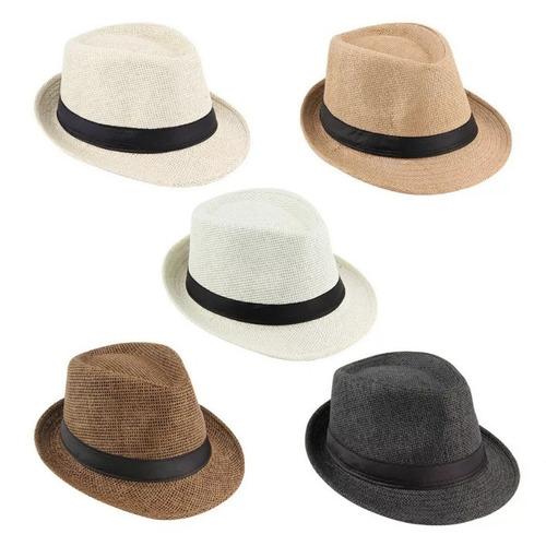 chapéu estilo panamá malandro moda carioca luxo aba reta