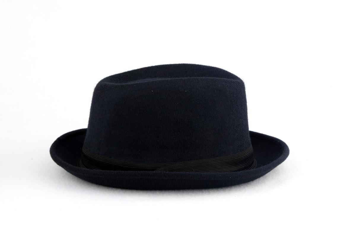 chapéu fedora preto feminino masculino aba curta · chapéu fedora feminino.  Carregando zoom. 7d0e0757a84