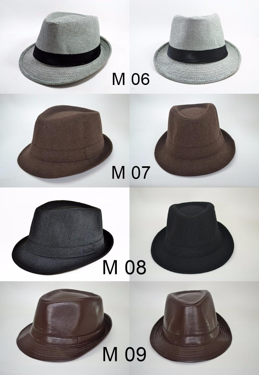 a7a494f238114 chapéu fedora masculino e feminino -vários modelos novidade! Carregando zoom .
