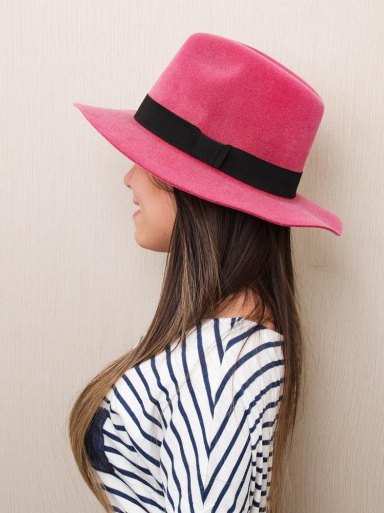 chapéu fedora new york - 20361. Carregando zoom. f79f69bcd83