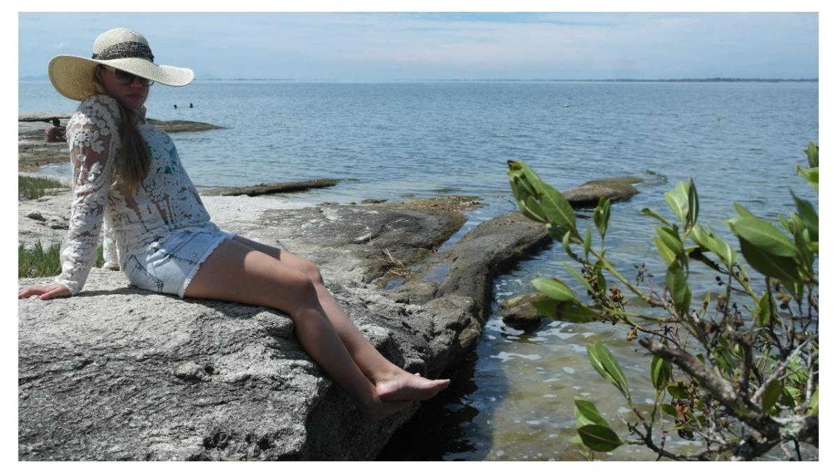 Chapéu Feminino De Palha De Praia Moda Verão Panamá Oncinha - R  28 ... a3d7891206f