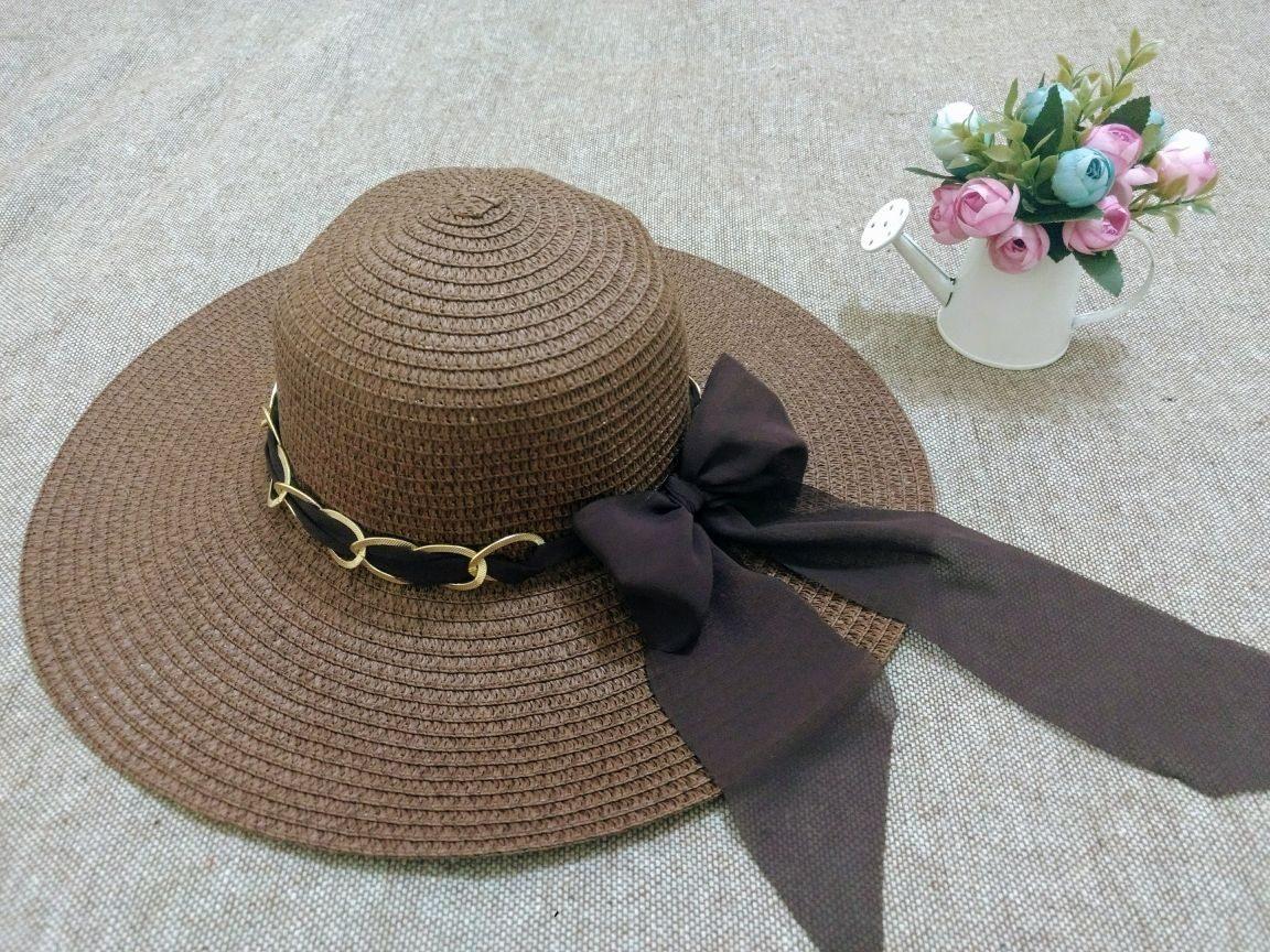 chapeu feminino praia barato chapeu para praia feminino. Carregando zoom. bd1c847bb0a