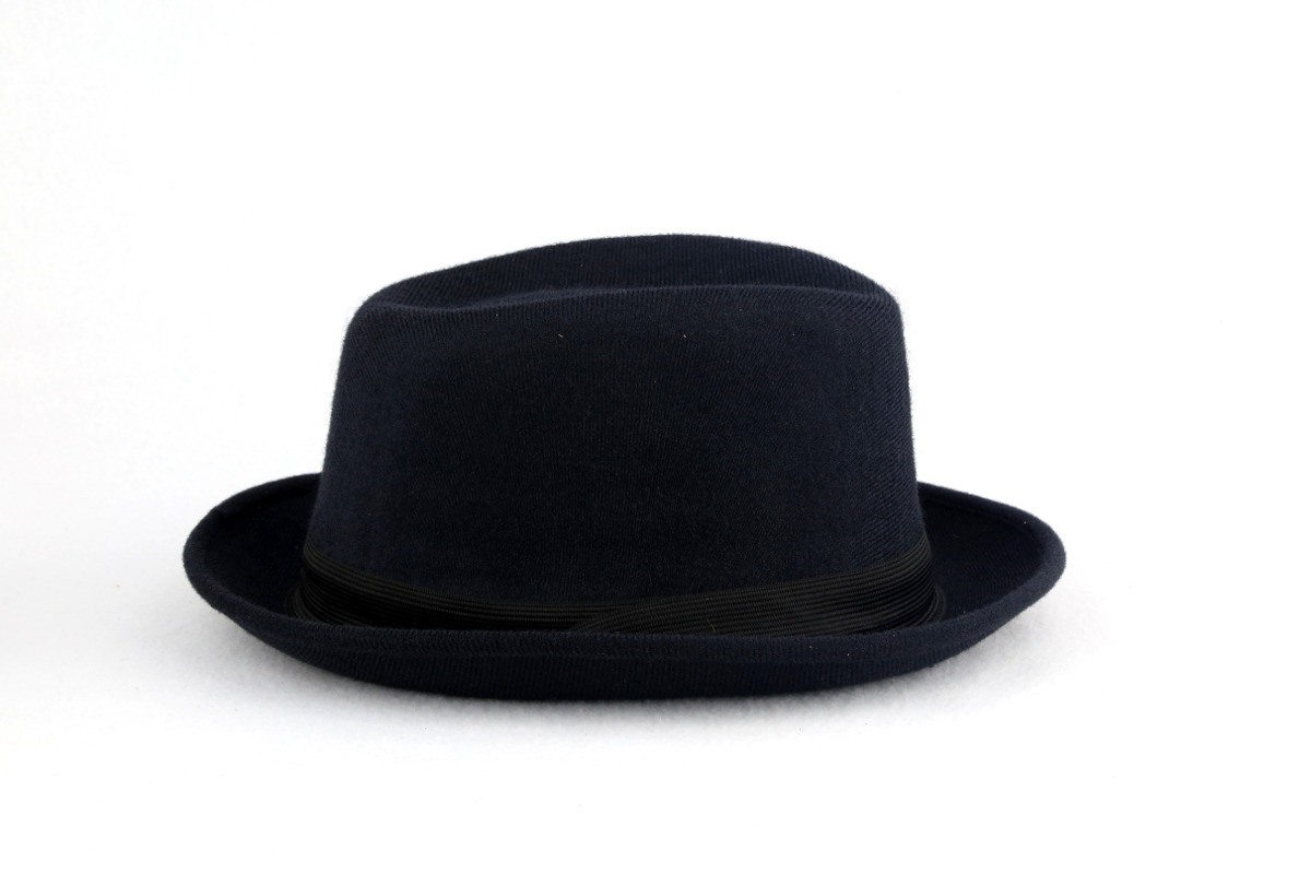 64507a5a8d845 chapéu floppy fedora preto feminino masculino aba curta. Carregando zoom.