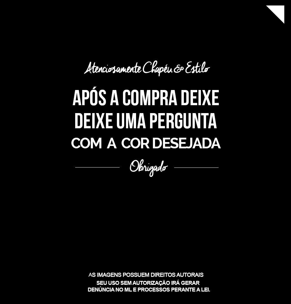 090b97d13d3d5 Chapéu Floppy Feminino Moda Tendência Retrô 100% Lã Pura - R  109