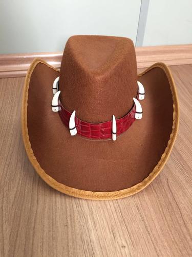 chapéu indiana jones