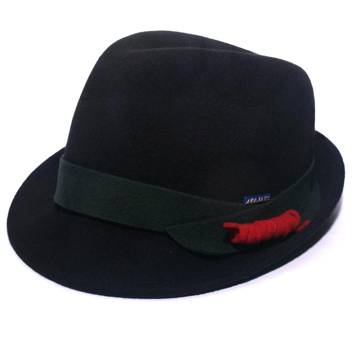 bd174326b461a Chapéu Infantil Casulinho-preto-tamanho 52 - R  119