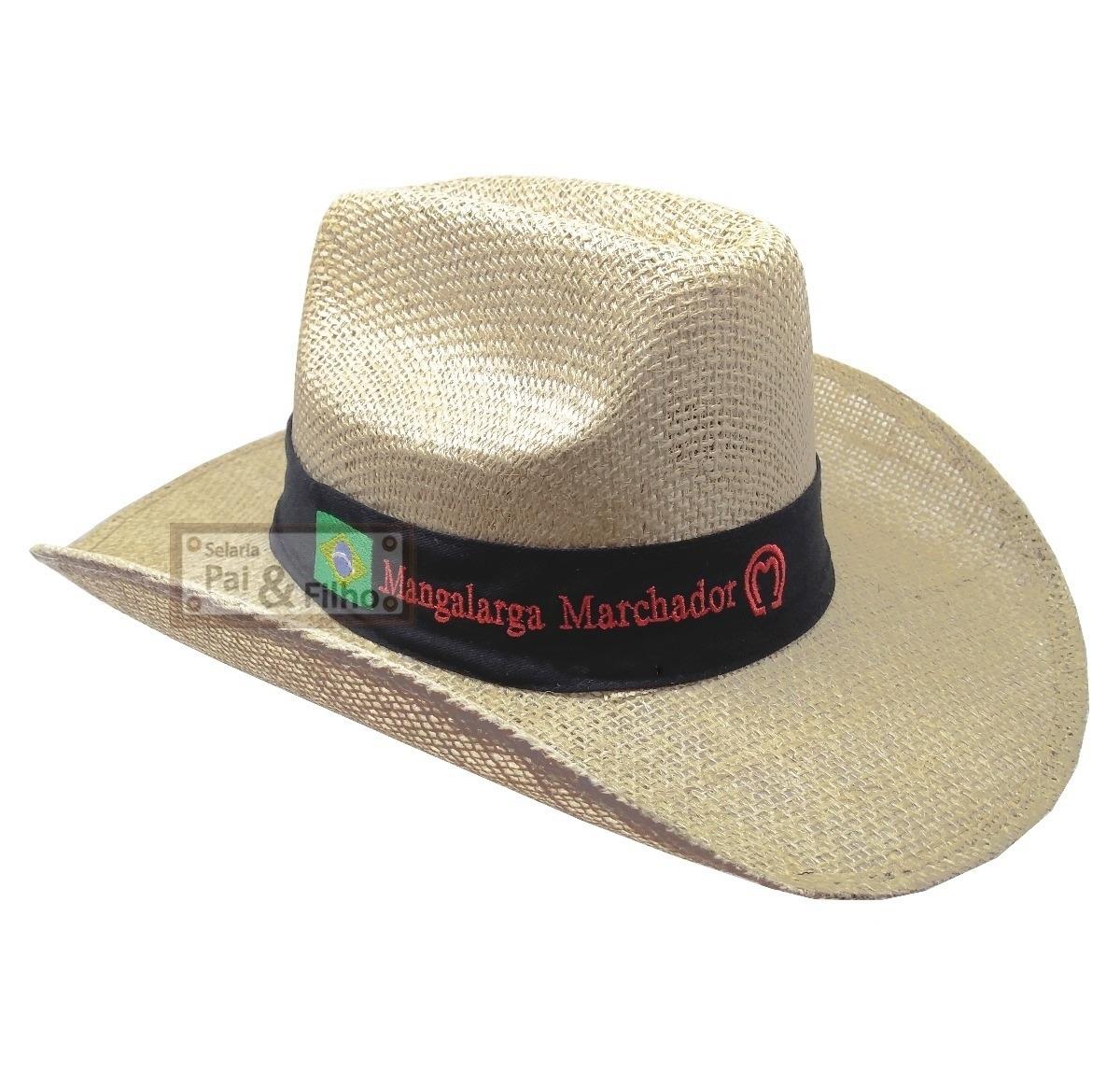 cc8ce0cd11 chapéu infantil mangalarga marchador luxo queima de estoque! Carregando  zoom.