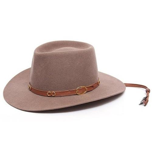 chapéu jaragua pralana beaver castor - 57