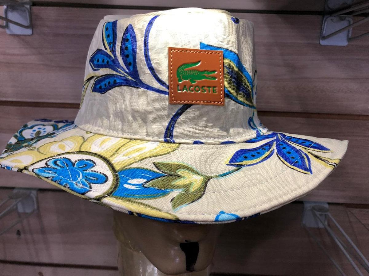 chapéu lacoste várias cores. Carregando zoom. e21c4b292f6