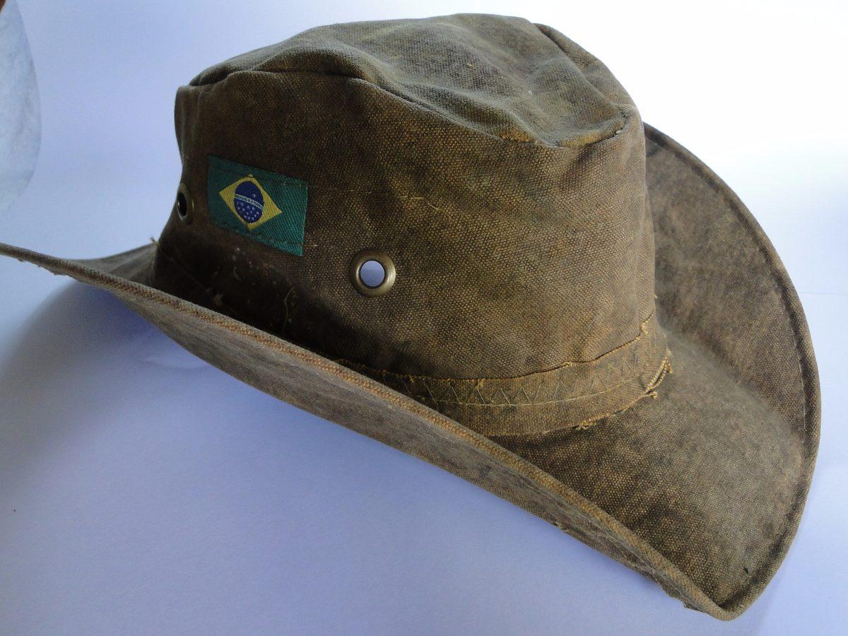 c3b3b5693c4af Chapéu Lona Caminhão-chapéu Lona Reciclada Lona Com 20 Anos! - R  14 ...