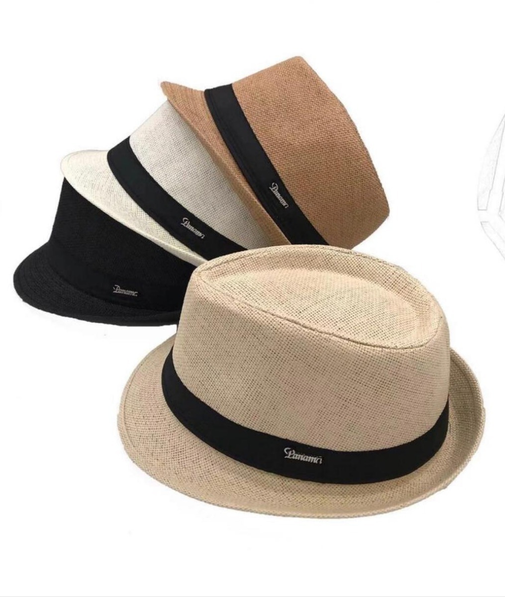 chapéu malandrinho panamá aba curta. Carregando zoom. 4854c58521a