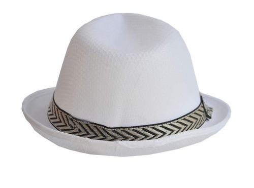 chapéu malandro carioca fantasia
