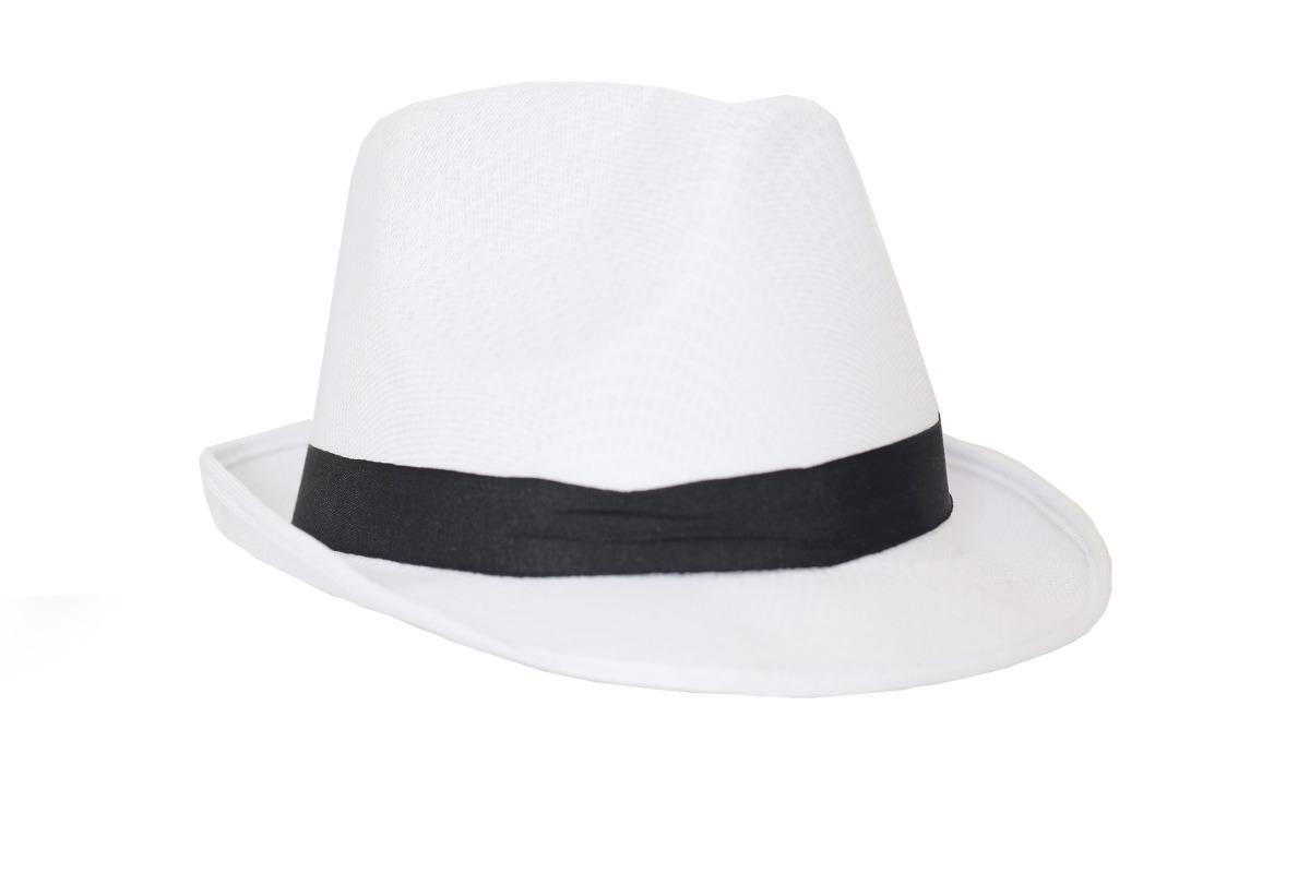 62b87a3fb3f54 chapéu malandro carioca panamá unissex carnaval festa branco. Carregando  zoom.
