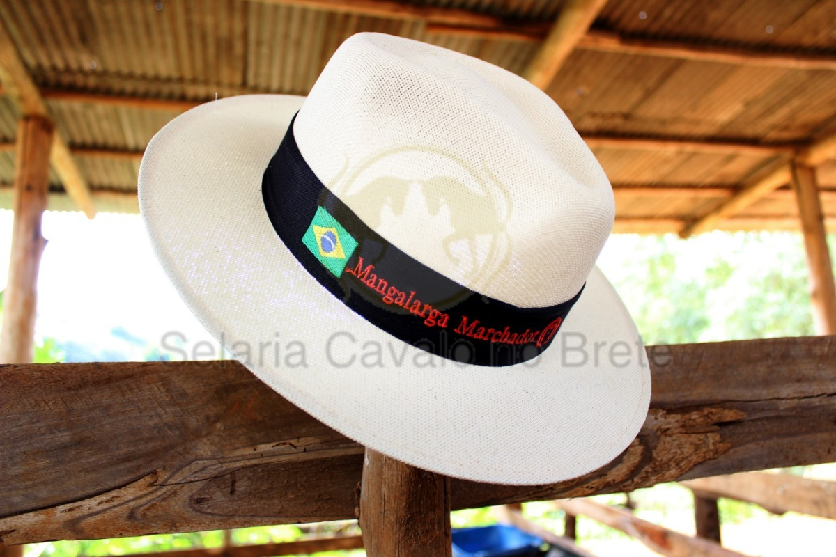 chapéu mangalarga marchador masculino e feminino oferta. Carregando zoom. bff1f30d646