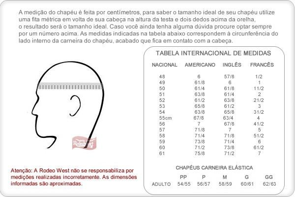 Chapéu Marcatto Casual Shantung Fita Vermelha 19713 - R  125 cc73e92a98a