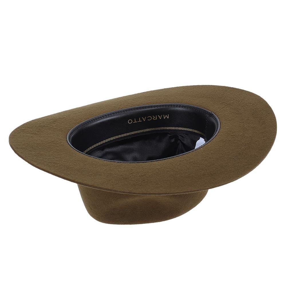 chapéu marcatto feltro 100% lã pino 18372. Carregando zoom. e1eed8cece9