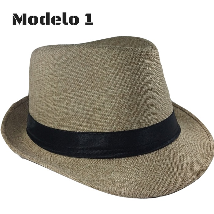 Chapéu Masculino E Feminino Samba Importado - R  12 58ed1cf54c8