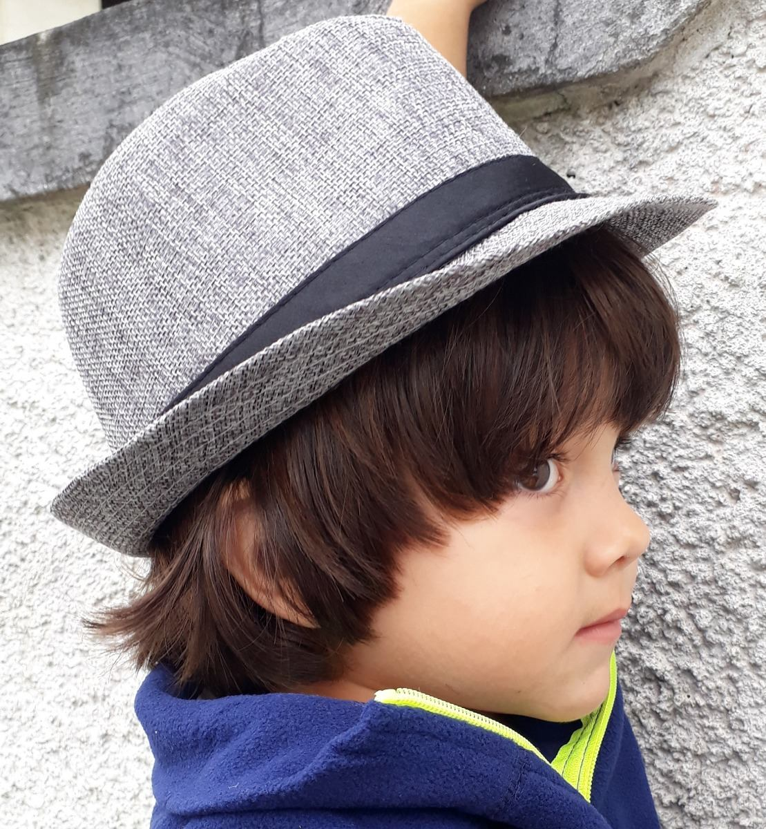 chapéu menino infantil panamá aba curta atacado. Carregando zoom. 050c797d4f2