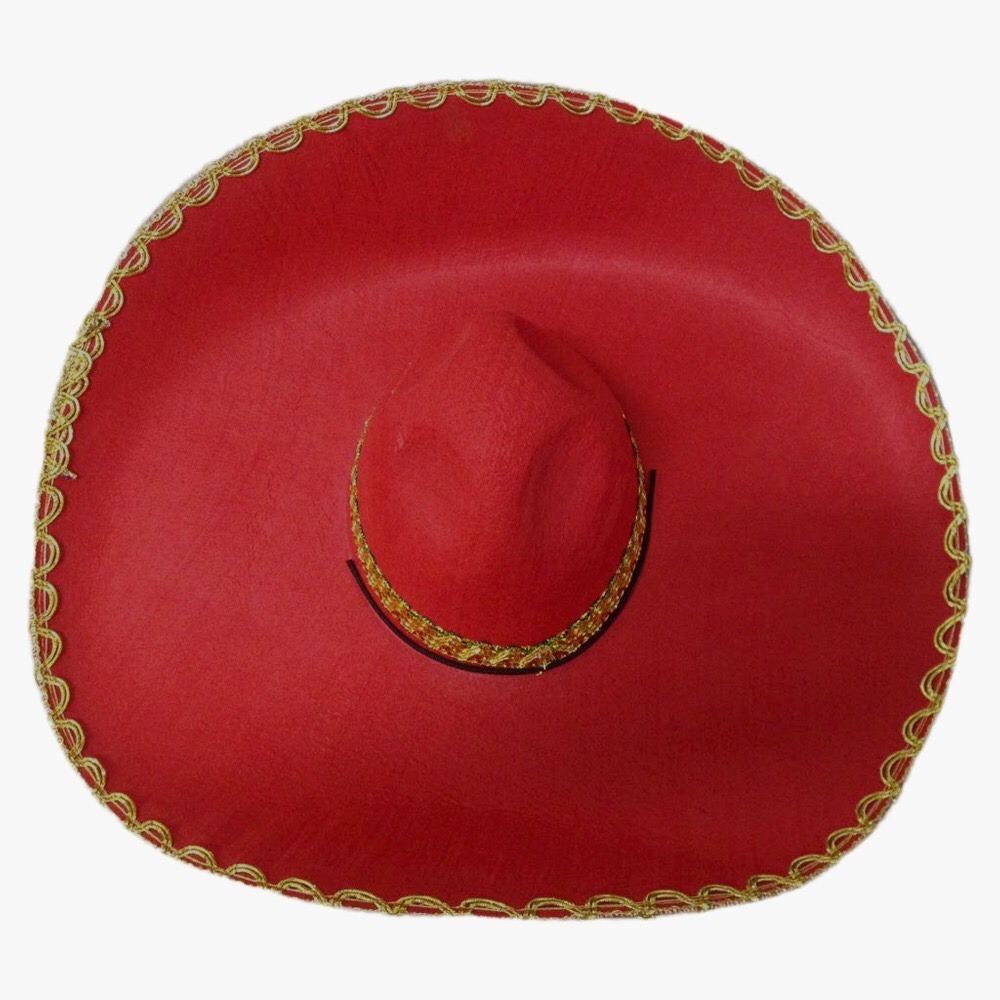 chapéu mexicano feltro - unidade. Carregando zoom. 8f2ddb57973