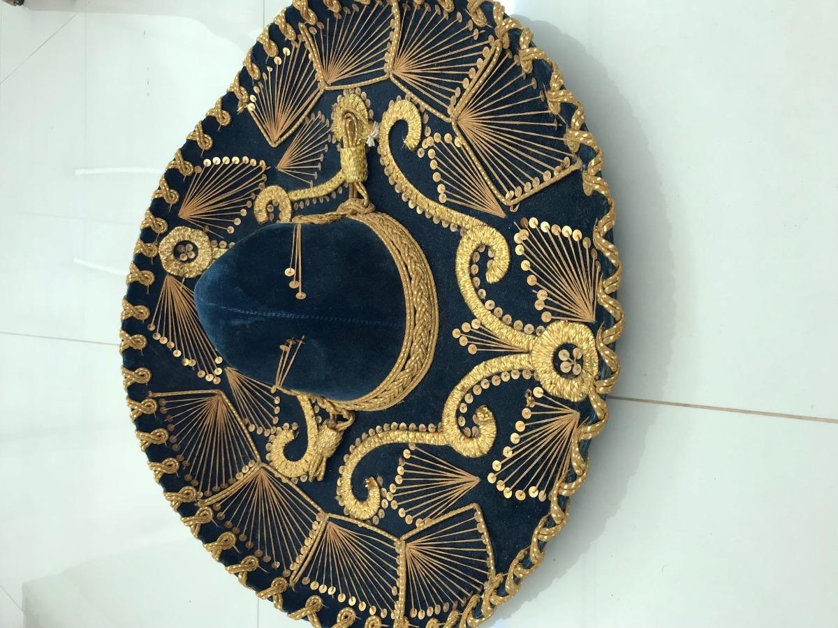Chapeu Mexicano Sombrero Autêntico Tequiléiro - R  180 d05a1d5ae45