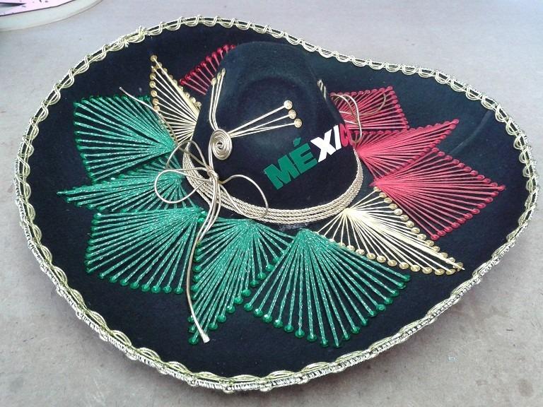 e12d3aa7c827c Chapéu Mexicano   Sombrero   Tequileiro - Ange - R  309