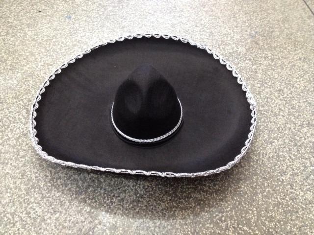 215ca843a2067 Chapéu Mexicano sombrero tequileiro Super Promoçao - R  43