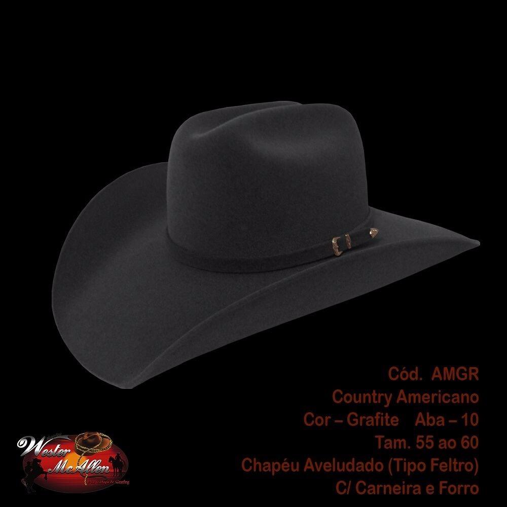 Características. Marca Westermcallen  Modelo Chapeu  Gênero Masculino  Tipo  de chapéu Chapéus c9f6735f270