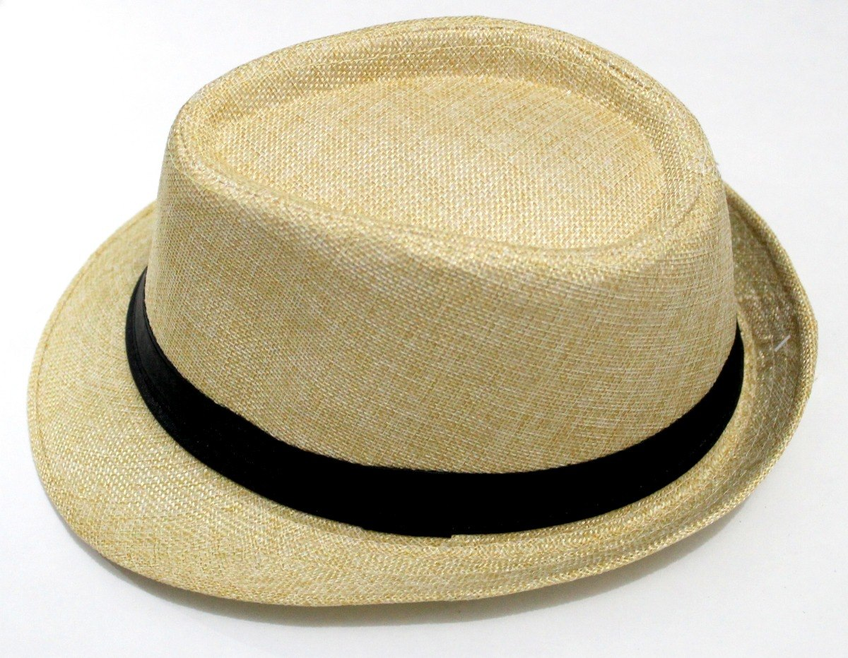 60cf176fcd6b4 Chapeu Moda Panama Casual Praia Masculino Feminino Oferta - R  24