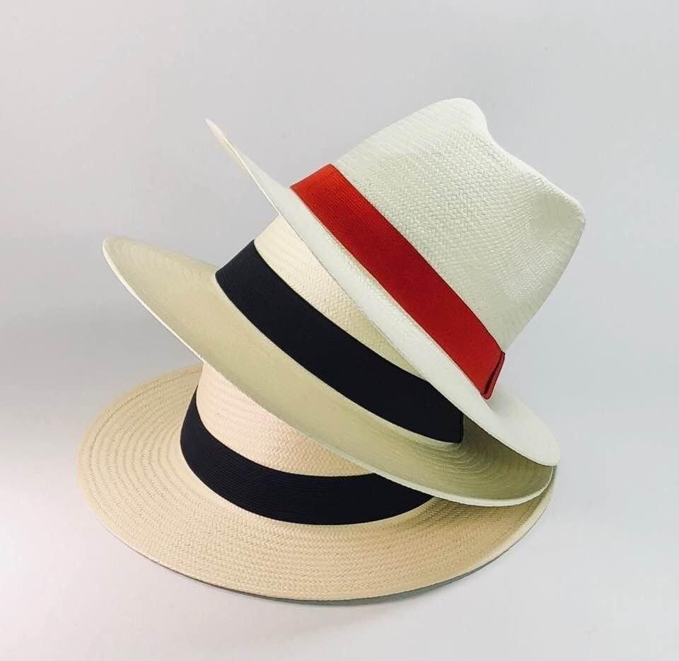 Chapéu Moda Panama Aba Larga Masculino Feminino Praia Casual - R  59 ... ab5c4d3e6e9