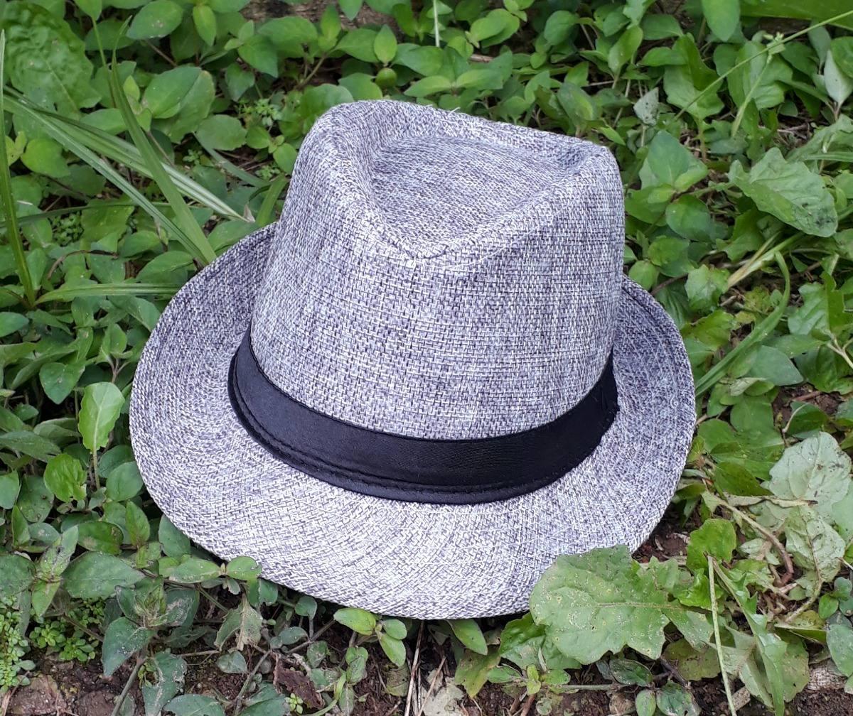 Chapéu Modelo Fedora Para Meninos Ou Meninas Infantil - R  39 42c9705467b