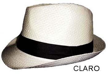 chapéu modelo samba carioca fedora panamá rave hip hop