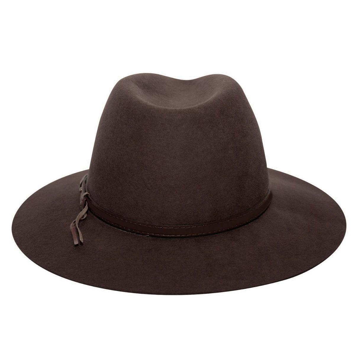 chapéu outback explorer -tabaco-tamanho 56. Carregando zoom. 2765282c872