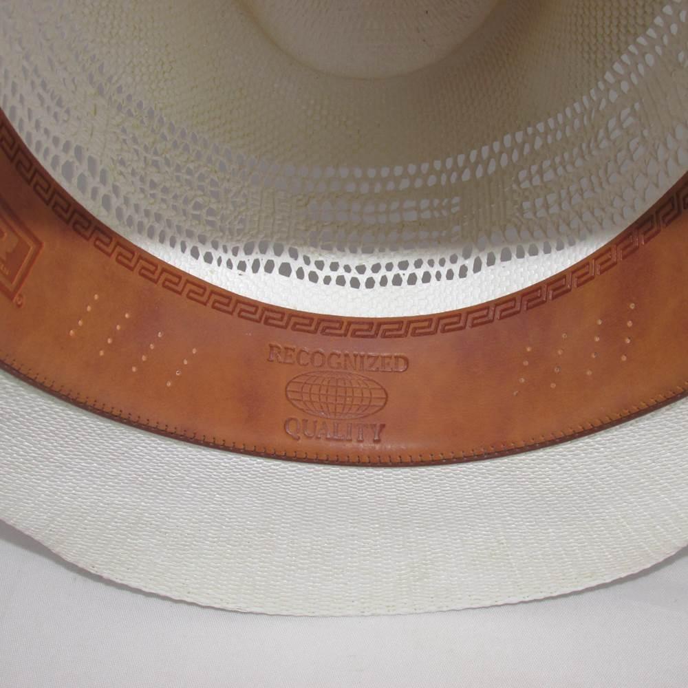 chapéu palha bangora pbr country aba12cm cor marfim tam 56. Carregando zoom. 70add94ffec