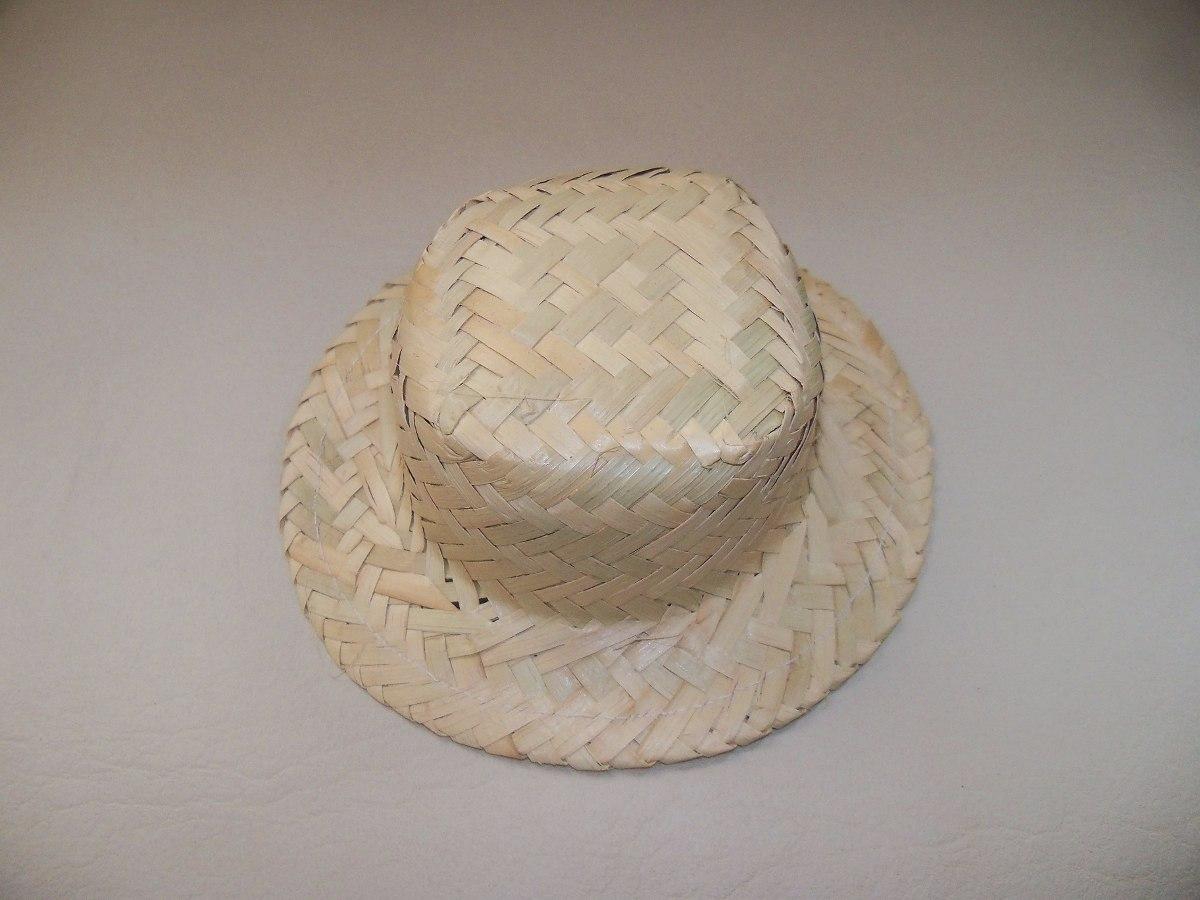 fda56a62850f4 chapéu palha boneca festas junina pesca com 10 pçs. Carregando zoom.
