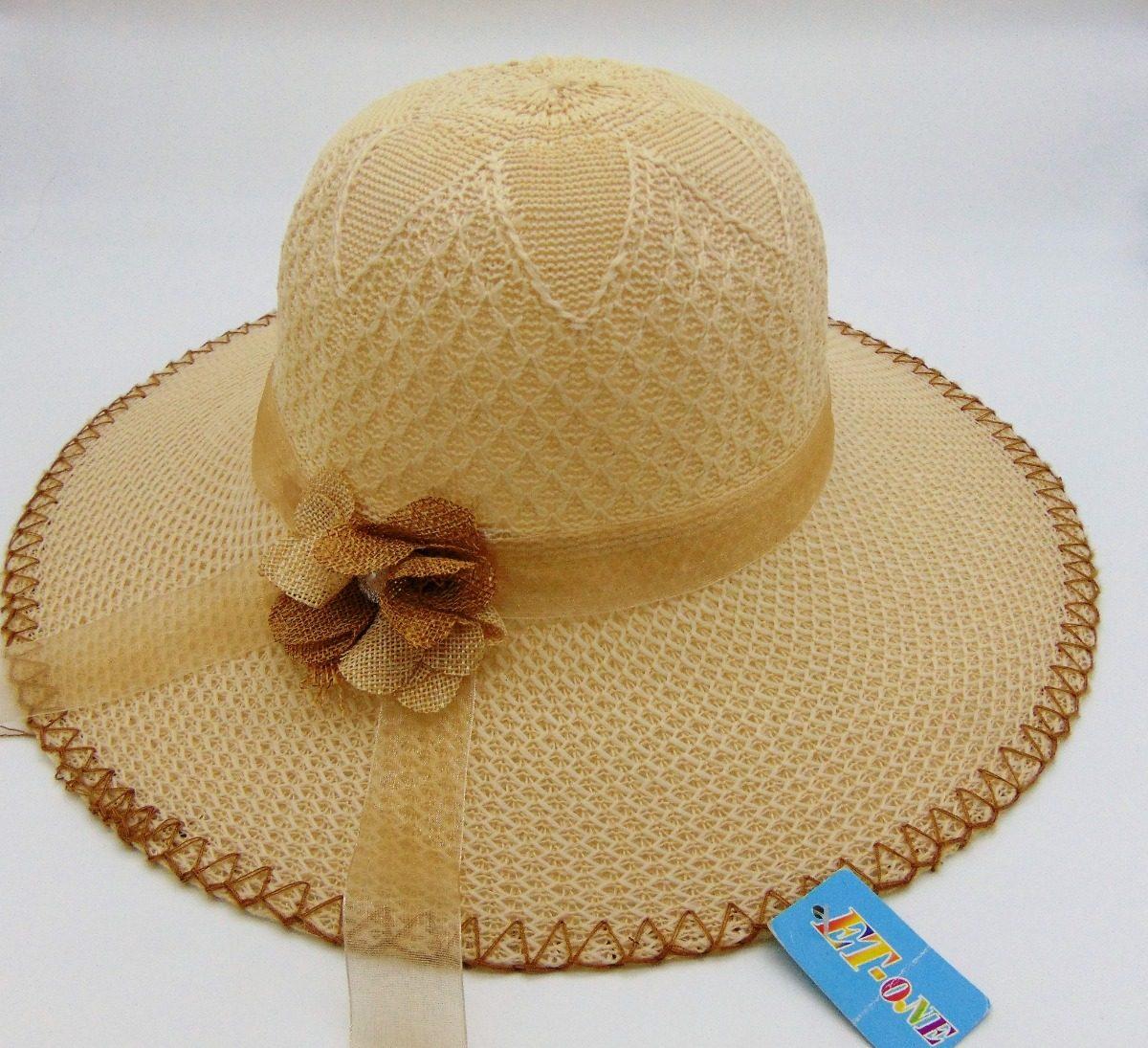5ab2cd5ea8 chapéu palha praia feminino com bordado. Carregando zoom.