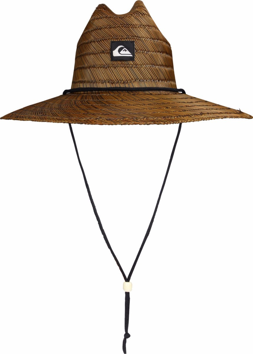 35a8863bdaa9b chapéu palha quiksilver imp. oahu  hawaii - tam. medium. Carregando zoom.