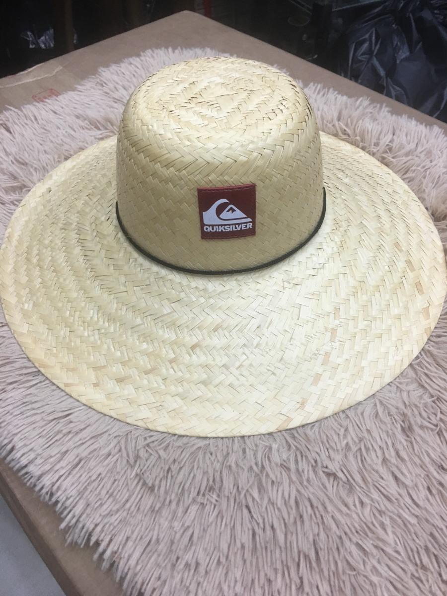 chapéu palha quiksilver pierside 2018. Carregando zoom. 31e0d1f055e