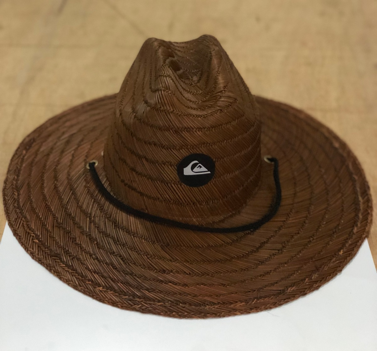 chapéu palha quiksilver pierside original - novo. Carregando zoom. 2954799033d