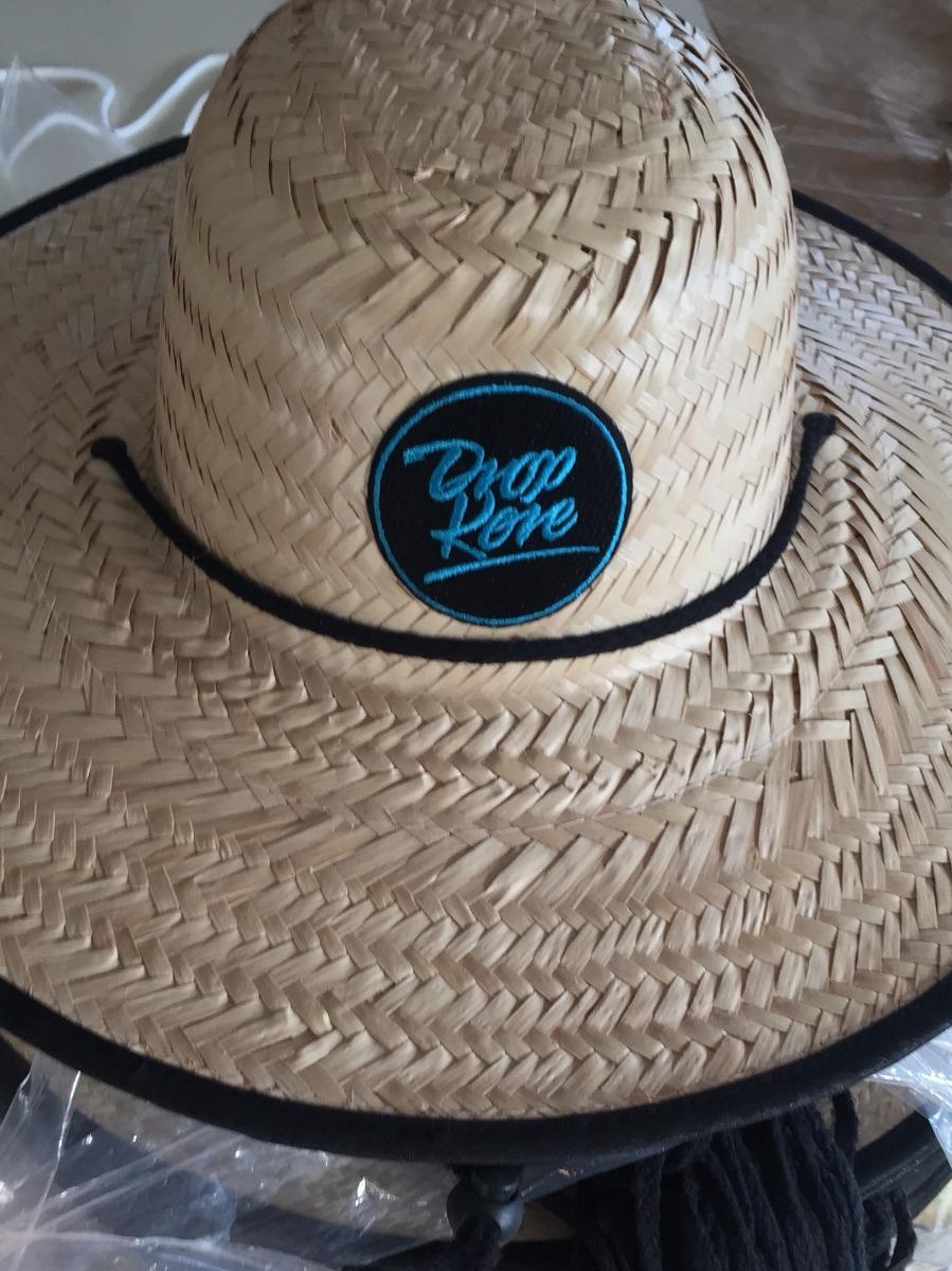chapéu palha surf praia dropkore. Carregando zoom. 35cd40523b9