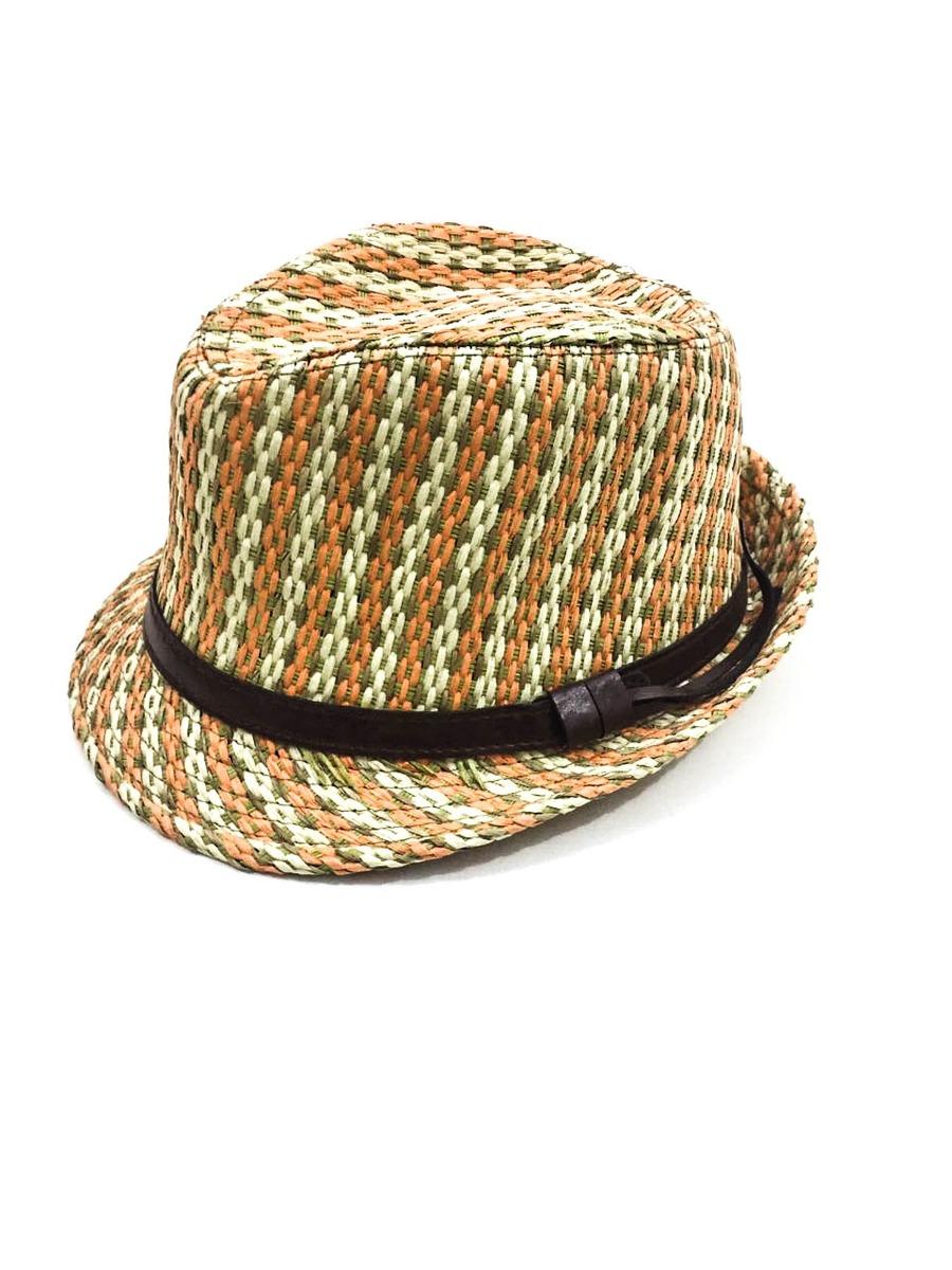 ... palha laranja com verde jk acessórios. Carregando zoom... chapéu panamá  acessórios. Carregando zoom. dfadc3beb76