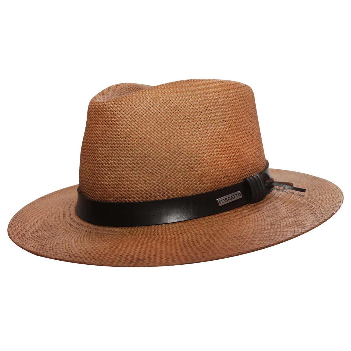 chapéu panamá antony-marrom-tamanho 56. Carregando zoom. 9b2e4d83fe7