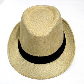 2dc80a26ee Chapeu Feminino Verão Chapeus Panama - Chapéus no Mercado Livre Brasil