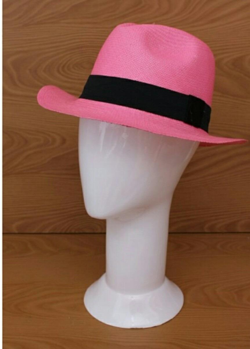 e1cbd4ca03 Chapéu Panamá Coloridos E Originais