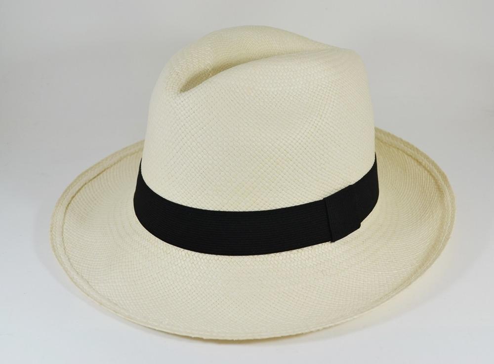 chapéu panamá legitimo - natural. Carregando zoom. 547bd3697c8