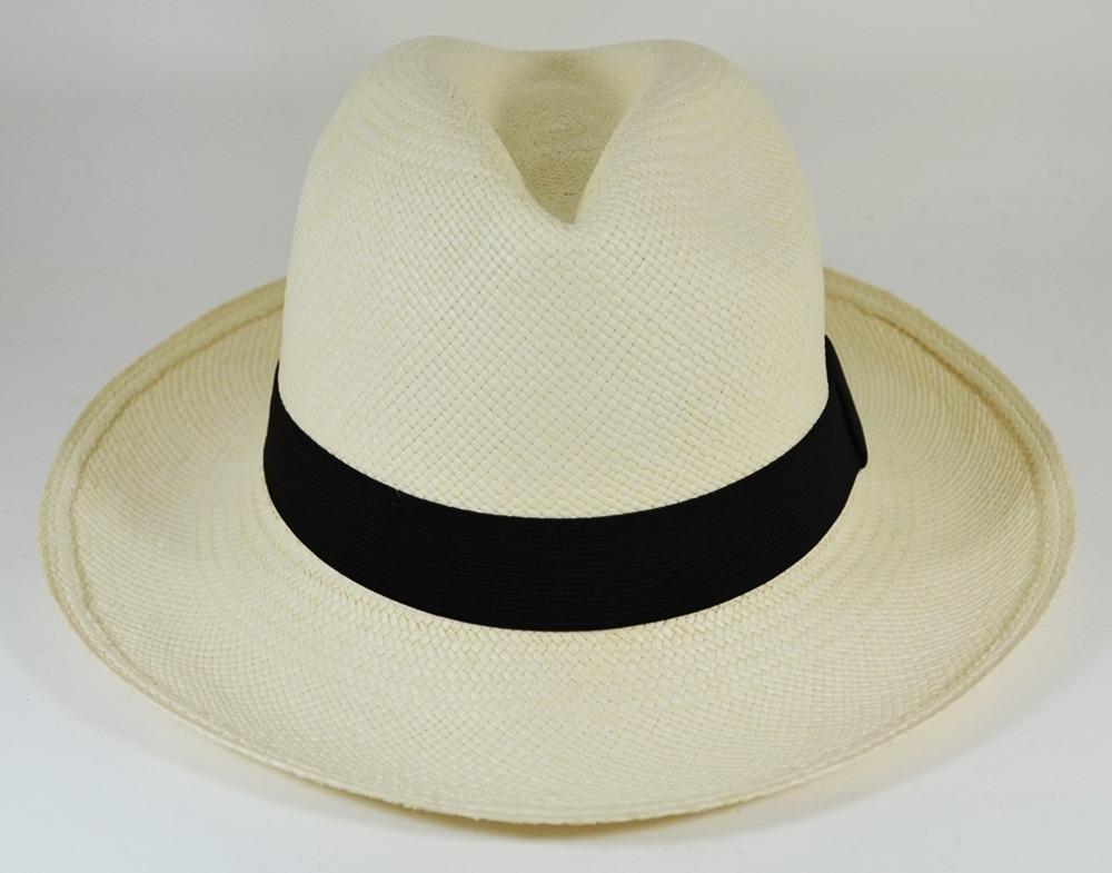 chapéu panamá legitimo - natural. Carregando zoom. 294ab107597