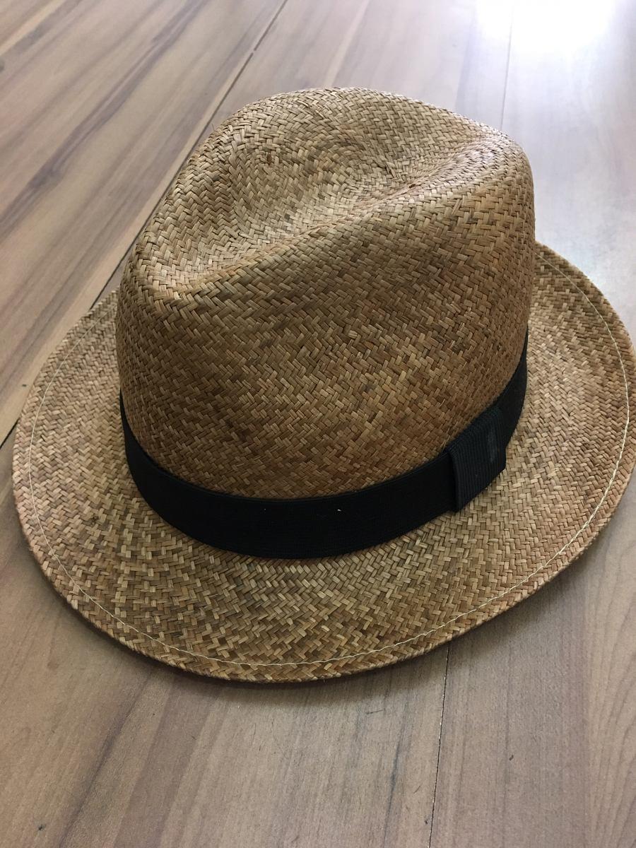 chapéu panamá legítimo original - palha toquilla. Carregando zoom. b587e78fa90